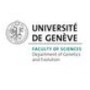 University of Geneva - Faculty of Sciences